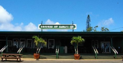 Coffees of Hawaii Plantation Store
