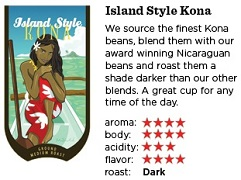 Kona Island Style Coffee Guide