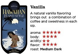 Vanilla Island Style Coffee Guide