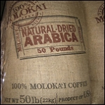 Molokai Natural-dried Arabica