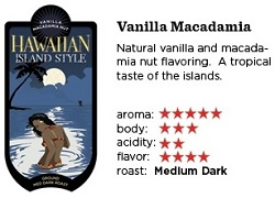 Vanilla Macadamia Nut Coffee Guide