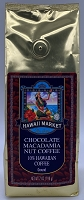 Hawaii Market Chocolate Macadamia Nut Coffee 7 ounce Ground