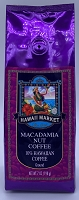 Hawaii Market Macadamia Nut Coffee 7 ounce Ground