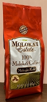 Molokai Estate 100% Molokai Coffee - Midnight Roast  Whole Bean 1.5 lb